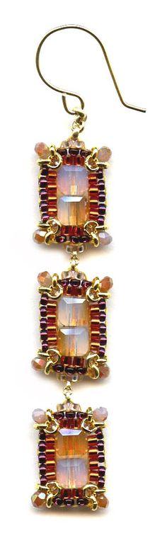 Miguel Ases Earrings