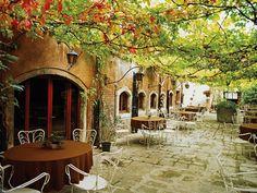 Dining Alfresco, Venice, Italy