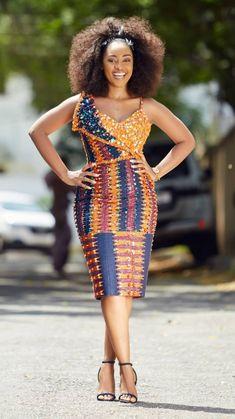 African Dresses For Kids, African Prom Dresses, Latest African Fashion Dresses, African Print Fashion, Africa Fashion, African Wedding Attire, African Attire, Ankara Dress Designs, Kente Dress