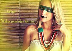 Nova Coleção com exclusividade no site www.asuamaneira.com.br
