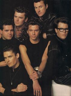 "INXS...1980's-90's excellence from Australia.  Hits include ""What You Need; Need you Tonight; New Sensation; Devil Inside; Never Tear us Apart."""