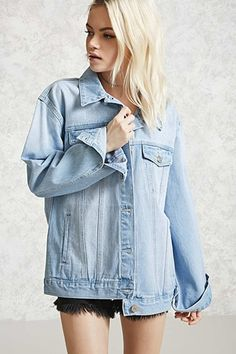 Step out in the ultimate statement piece to complement any outfit; a hot new jean jacket. Browse our distressed denim looks or choose oversized patched denim.
