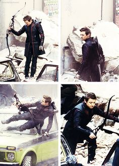Jeremy+Renner+Age+of+Ultron+|+The+Avengers+Marvel+Clint+Barton+Hawkeye+Jeremy+Renner+age+of+ultron