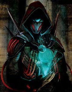 Star Wars Darth Revan Prodigal Knight.