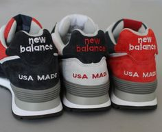 """Image: New Balance 574 """"4th Of July"""" Pack Image #9"""