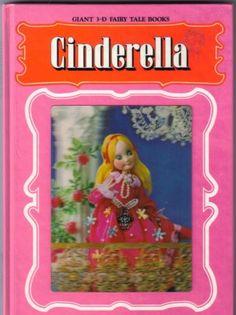 froebel-kan co., ltd. TOKYO printed in Japan....Cinderella Rose Art Studios Froebel KAN Co Giant 3 D Fairy Tale Books | eBay