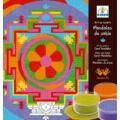 """In the words of Master Sifu: """"Inner Peace""""    This yours with this Tibetan Mandalas Colored Sand Art Kit."""
