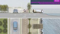 Bari definite le modifiche al progetto della pista ciclabile di via Re David