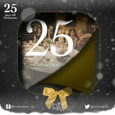 DA 25 days till Christmas 2014.