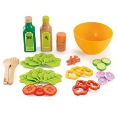 Educo- Set de Salade
