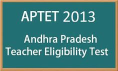 APTET 2013 results to be declared Andhra Pradesh Teacher Eligibility Test popularly known as APTET, was conducted successfully by the Department of School Education(DSE) on 1st September,2013. Around 5lakhs of students have appeared for the exam and now they all must be waiting for the results.The exam was conducted for the post of teachers in the private and govt. schools in the Andhra Pradesh state.Answer keys have been already declared on the official website of APTET. One can go through…