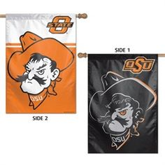 Oklahoma State Cowboys Flag 28