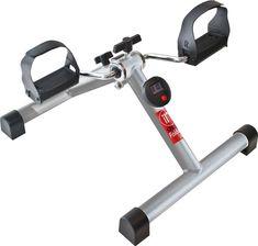 Exercise Equipment For Home Portable Folding Exercise Bike Electronic Monitor #Stamina
