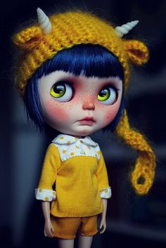 Baby B by ☁ hola gominola, via Flickr