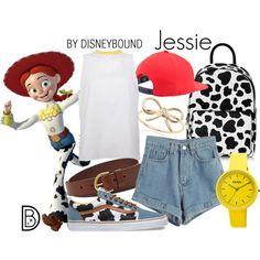 Disney Bound - Jessie