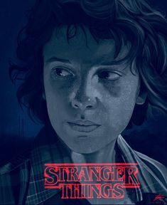 Stranger Things - Eleven by CrisisEnvy.deviantart.com on @DeviantArt