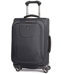 "I do a lot of traveling for work, and like to have a lightweight carry-on suitcase that I can lift easily into an overhead compartment. I have also fallen in love with the 4-wheel spinners for trekking easily through airports. My workhorse for checked bags and carry-on has been a Samsonite ""Xspace 21.5 inch expandable spinner"" which has traveled many miles over the past five years and is still holding up pretty well."