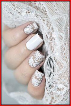 20 fabelhafte Hochzeit Nagel Designs - Nageldesigns für Hochzeit  #designs #fabelhafte #hochzeit #nagel #nageldesigns