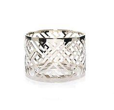 Candle Accessories, Greek Isles, Jar Candles, Metal Screen, Screen Design, Tumbler, Decorative Bowls, Silver Rings, Shades