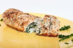 Butter-Stuffed Chicken Kiev