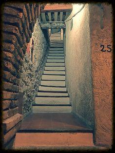 #Stairs #Villefranche #CoteDAzur #France #FrenchRiviera
