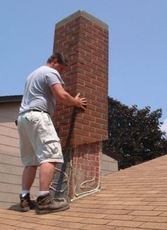 Chimney Surrounds Or Chimney Housings Work Great Around