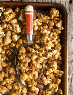 Caramel Popcorn | Picture-Perfect MealsPicture-Perfect Meals