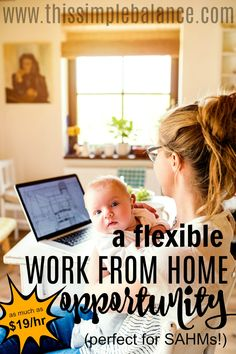 Sometimes being a stay at home mom means the budget is a little tighter than you'd like it to be. But you don't have to sit around helplessly! There are SO MANY legitimate, high paying work from home opportunities today. Check out this teaching opportunity as a potential option - it's so flexible! The perfect work from home option for moms! #ad #VIPKID #workfromhome