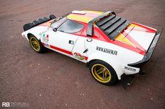 Lancia Stratos     WRC Rally School @ http://www.globalracingschools.com