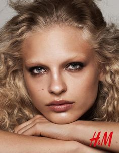 H&M Beauty Autumn 2016 Campaign
