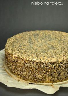 Znaleźliśmy nowe Piny na tablicę kuc. Polish Desserts, Polish Recipes, Cookie Desserts, Just Desserts, Dessert Recipes, Sandwich Cake, Gourmet Cooking, Different Cakes, Sweets Cake
