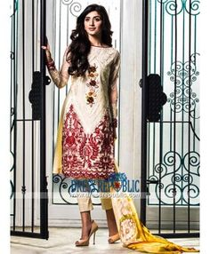 Mahiymaan Signature Series Eid Collection 2015 By Al Zohaib Textile