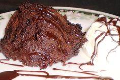 Triple Chocolate Surprise - Crock Pot