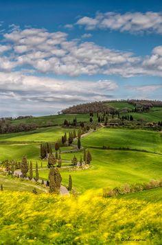 Landscapes photo by Alessio Marradi