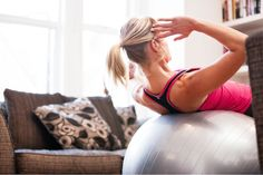 Tighten UP! | Six Tips to Get Toned at Home
