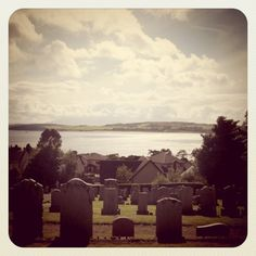 Mrs Goldie's View - A view of the Clyde from #Largs
