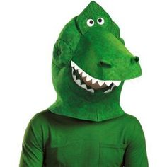 Toy Story Rex Character Headpiece Adult