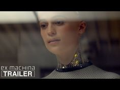 One of the most thought provoking films of the year – EX MACHINA. Watch the latest trailer here. See the film in theatres now. | moviesharkdeblore