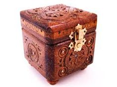 clay decorated jewelry box - Google Search