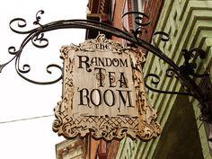 for drinking random tea.