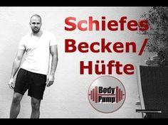 Hüftschmerzen - Beckenschiefstand - Beste Übungen - verkürztes Bein - Dehnen - Mobilisieren - YouTube
