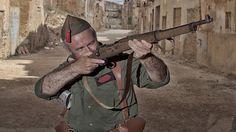Image result for spanish civil war militia
