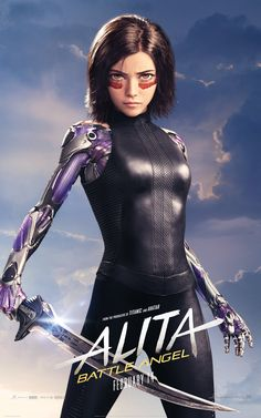 Alita Battle Angel Director: Robert Rodriguez Writers: James Cameron (screenplay by), Laeta Kalogridis (screenplay by) Stars: Rosa Salazar, Mahershala Ali, Jennifer Connelly Fox Movies, Sci Fi Movies, Movie Tv, Cinema Movies, Jennifer Connelly, Ultron Wallpaper, Alita Battle Angel Manga, Angel Movie, Bon Film