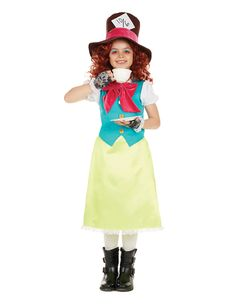 Looking for World Book Day costume ideas? How about this Mad Hatter costume from partydelights.co.uk? Check out even more Alice in Wonderland costume ideas on our blog.