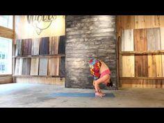 Gentle Beginner Yoga Flow with Dana Falsetti - YouTube