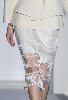 White fashion textures