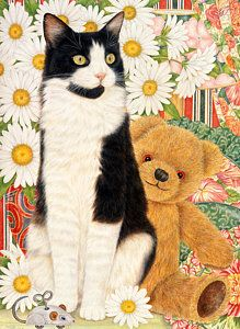 Tashy And Daisies by Anne Mortimer