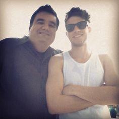 Sylvio Meanda o Pingo de rebelde cria conta no Instagram e posta foto dos Rebeldes | Irmãos Zimer