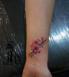 #cherryflower #tattoo