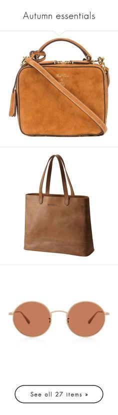 """Autumn essentials"" by kate0810 ❤ liked on Polyvore featuring autumn, autumnessentials, bags, handbags, shoulder bags, green, mini handbags, furla handbags, mini shoulder bag and mini purse"